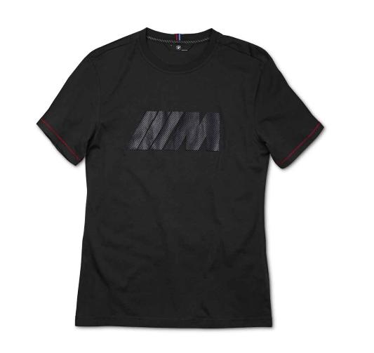 Bmw m t shirt mit carbon applikation herren bmw boomers for Bmw t shirt online