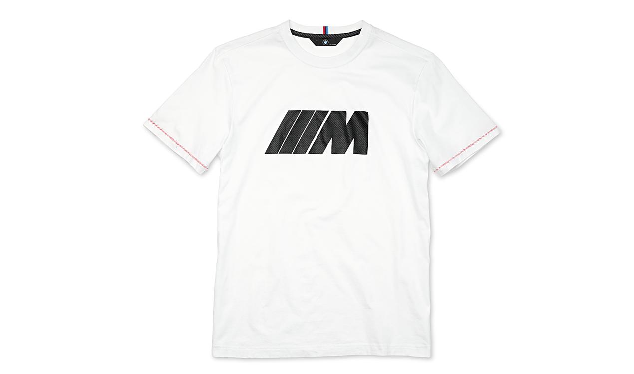Bmw m herren t shirt mit carbon applikation bmw boomers for Bmw t shirt online