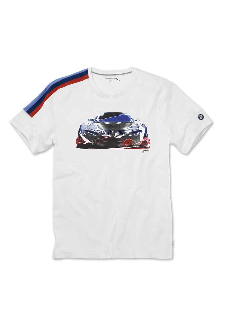 Bmw motorsport t shirt motion herren bmw boomers for Bmw t shirt online