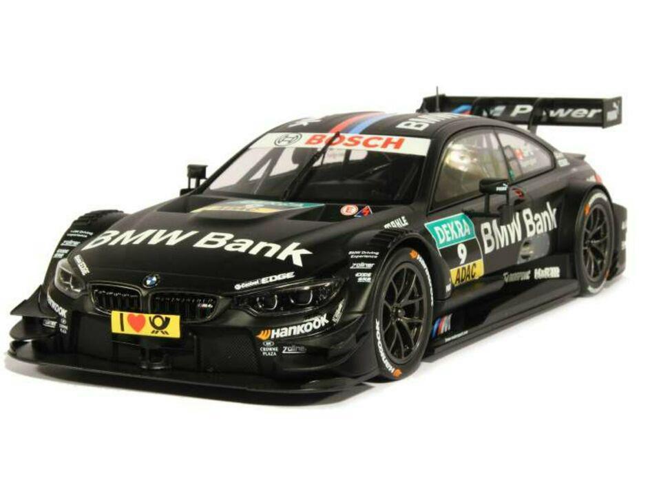 BMW Miniatur M4 F82 DTM 2014