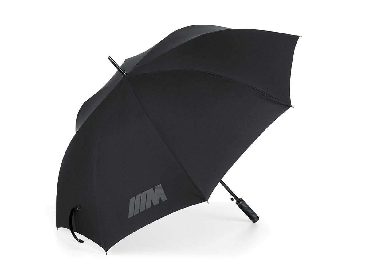 BMW M Regenschirm schwarz