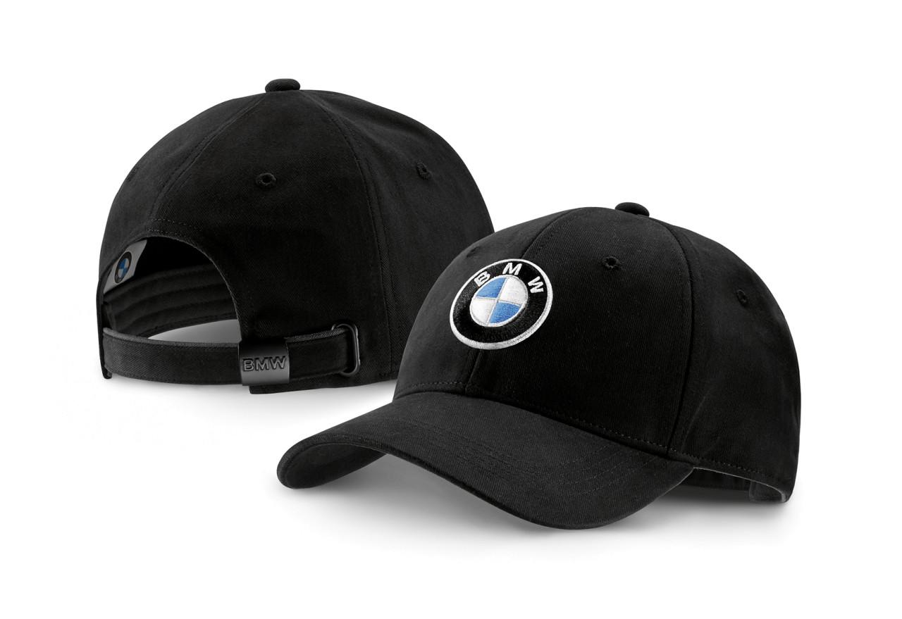 BMW Logo Cap Schwarz