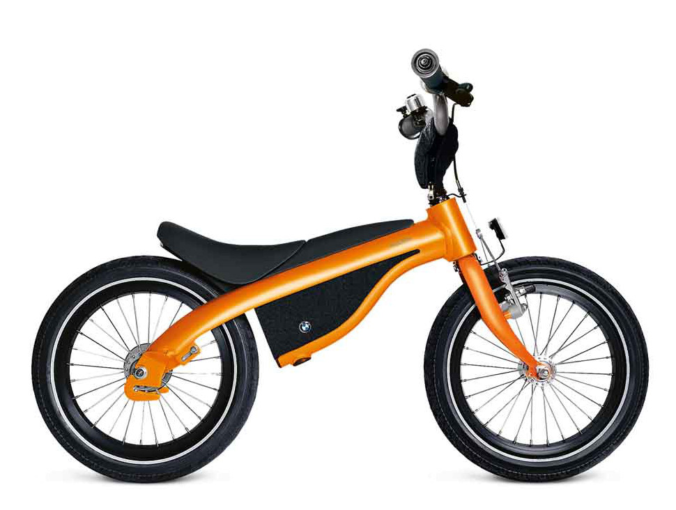 BMW Kidsbike, orange