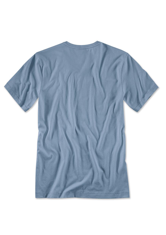 bmw t shirt v ausschnitt herren bmw boomers online shop. Black Bedroom Furniture Sets. Home Design Ideas
