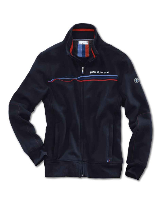 bmw motorsport sweatjacke herren. Black Bedroom Furniture Sets. Home Design Ideas