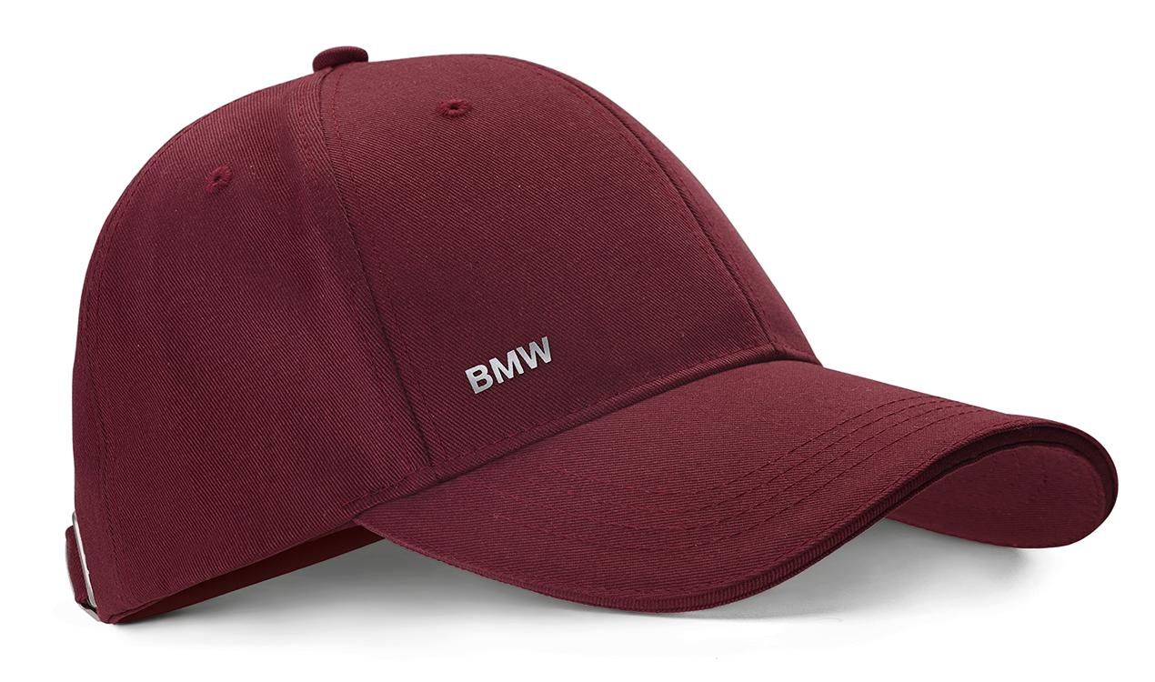 BMW Cap, bordeaux
