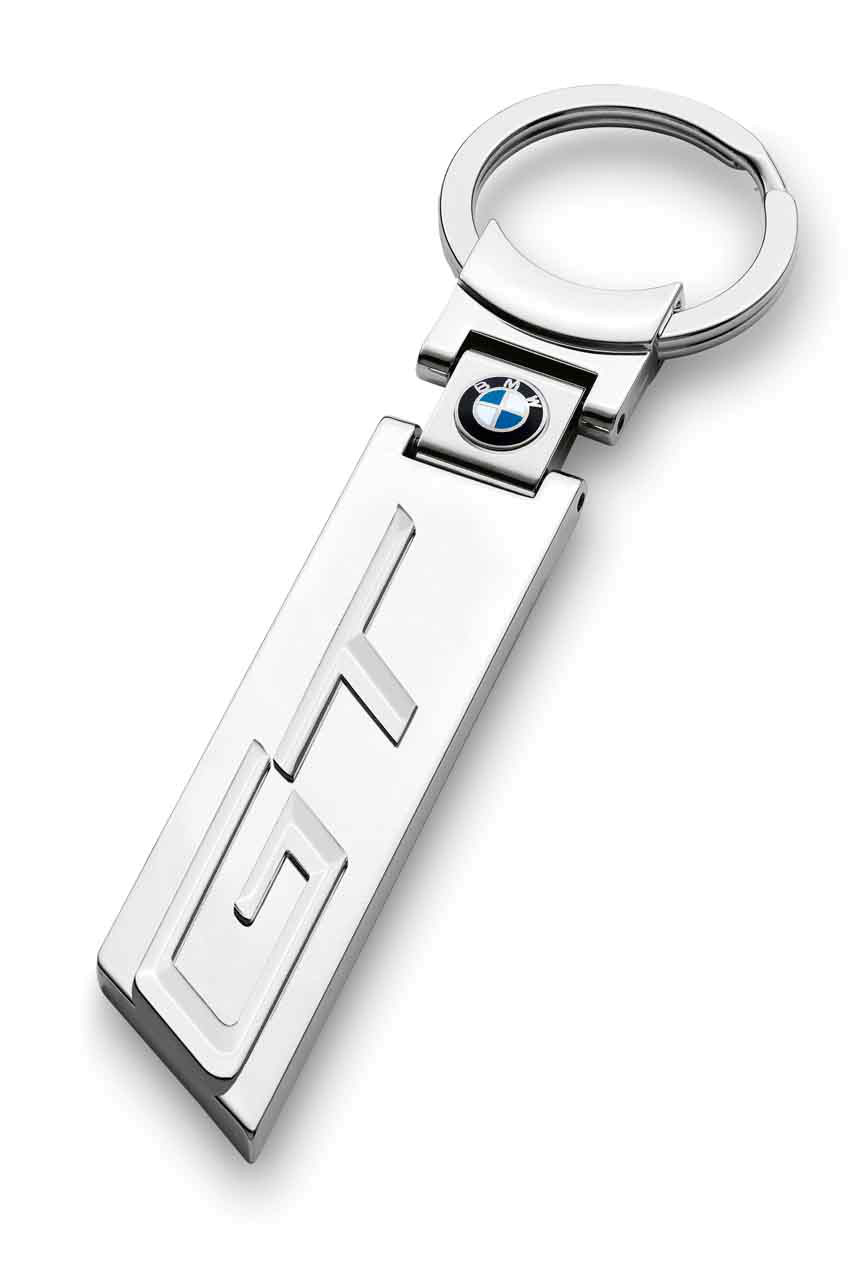BMW Schlüsselanhänger 5ER GT