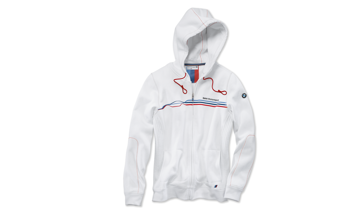 BMW Motorsport Sweatjacke