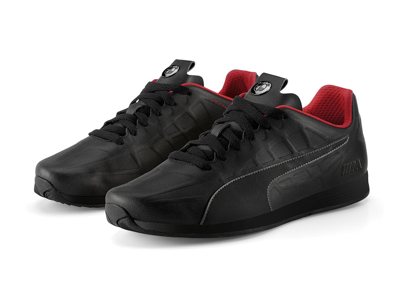 BMW M Schuh, schwarz
