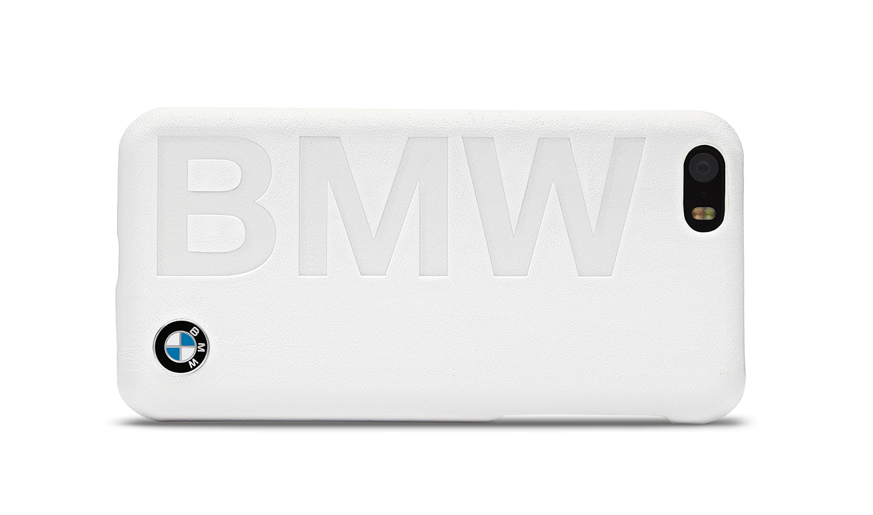 BMW Handy-Hartschale iPhone 5c, weiß