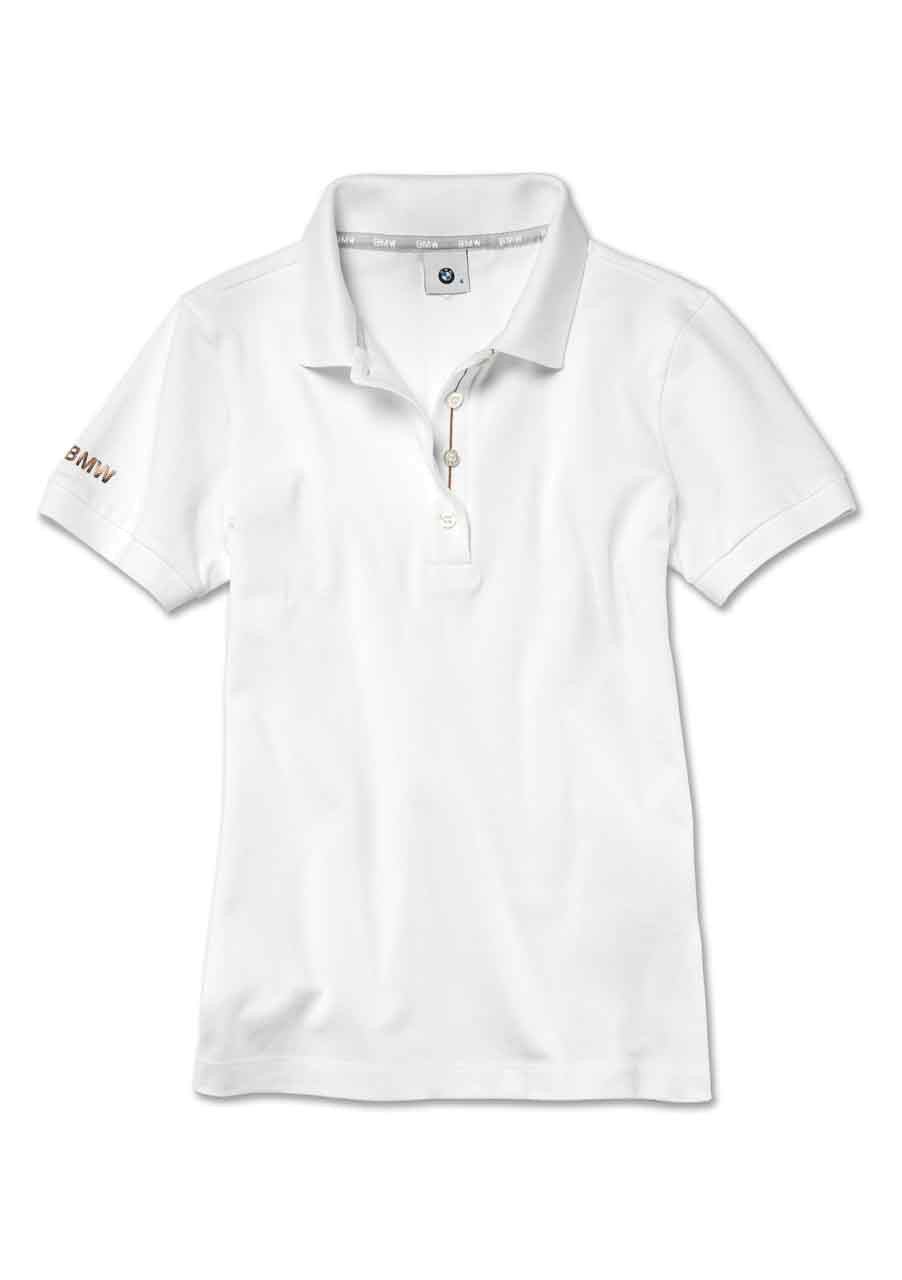 BMW Polo Shirt Damen