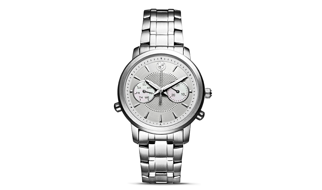 BMW Damen Armbanduhr, Quarz