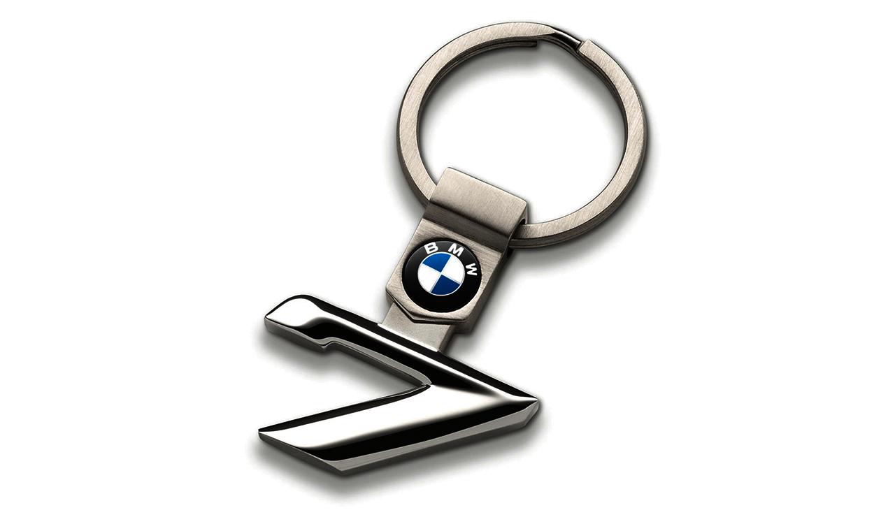 BMW Schlüsselanhänger 7er