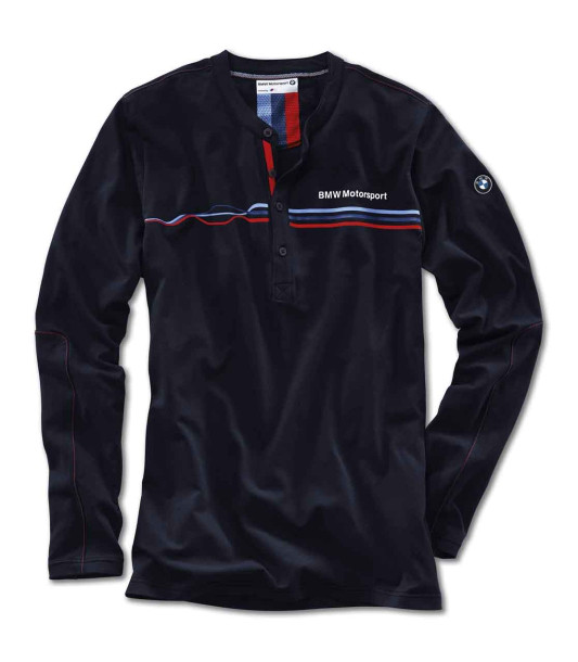BMW Motorsport Langarnshirt