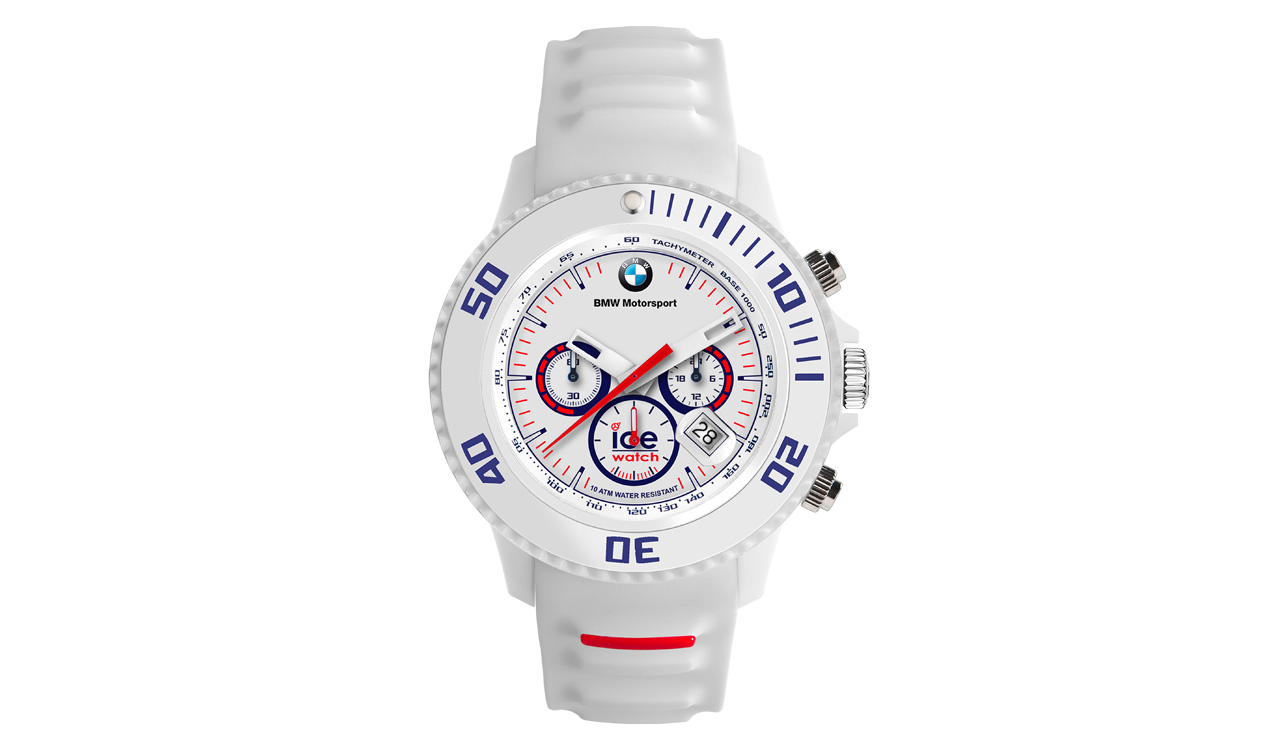 bmw motorsport chronograph ice watch big wei bmw. Black Bedroom Furniture Sets. Home Design Ideas