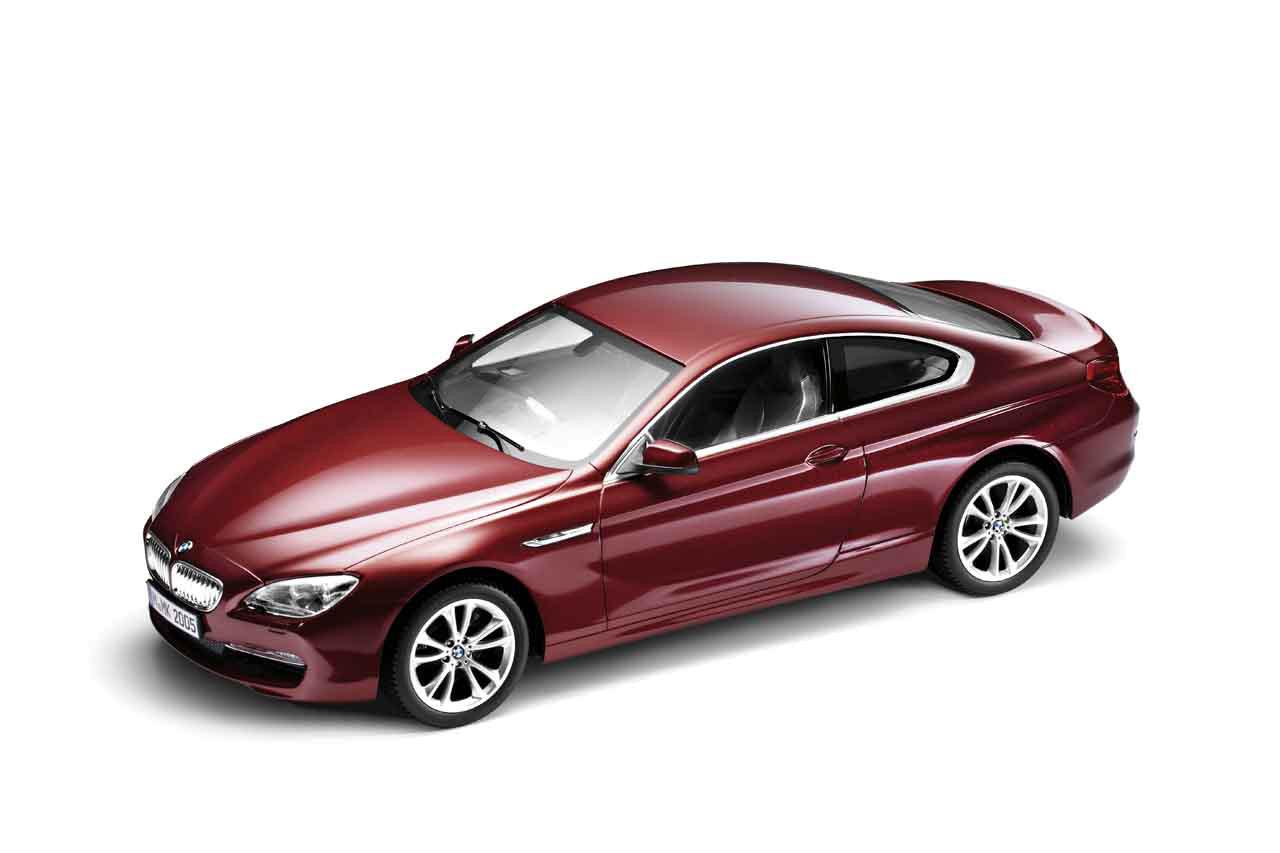 BMW 6er Coupe  ferngesteuert