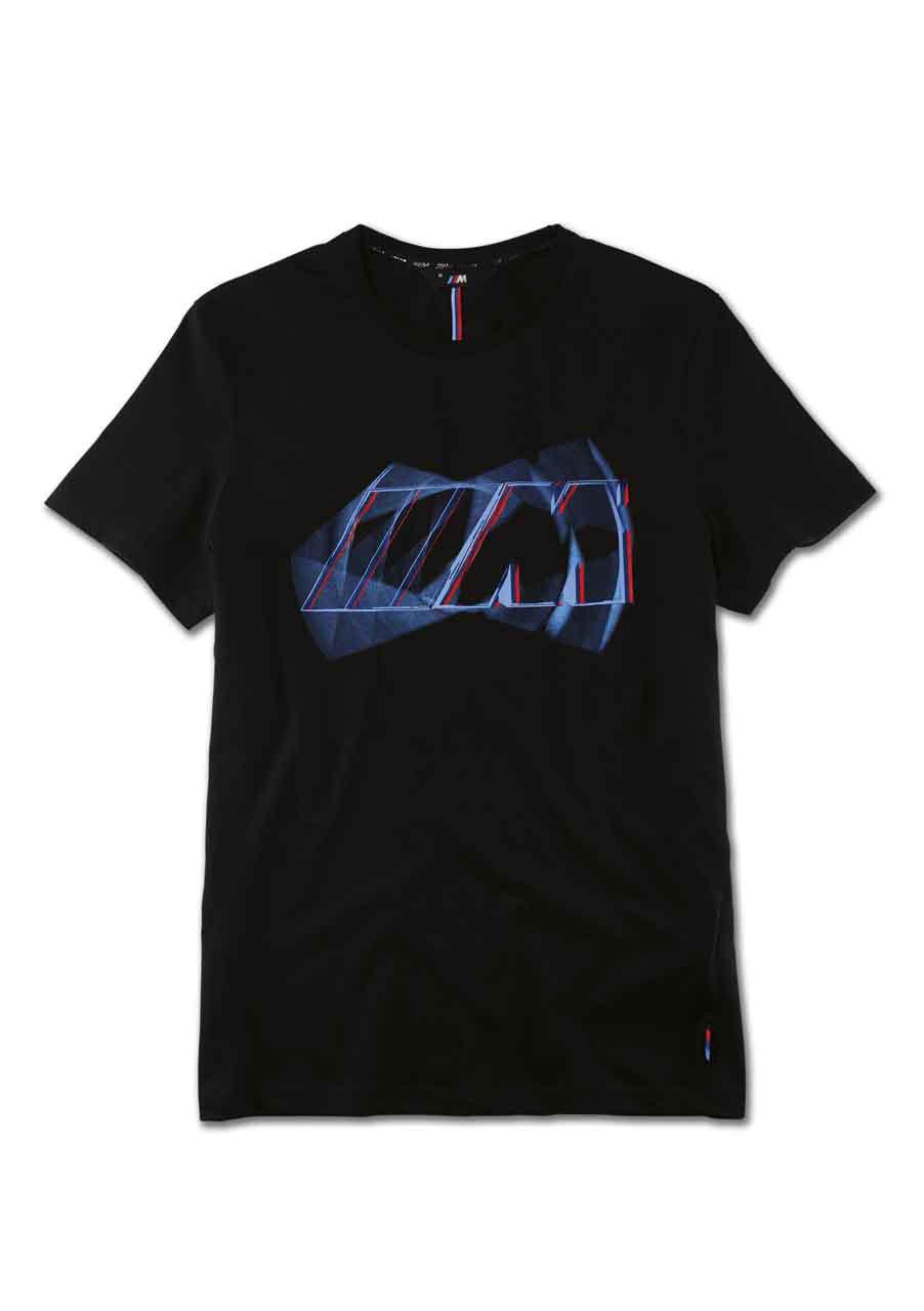 BMW M Logo T-Shirt Herren