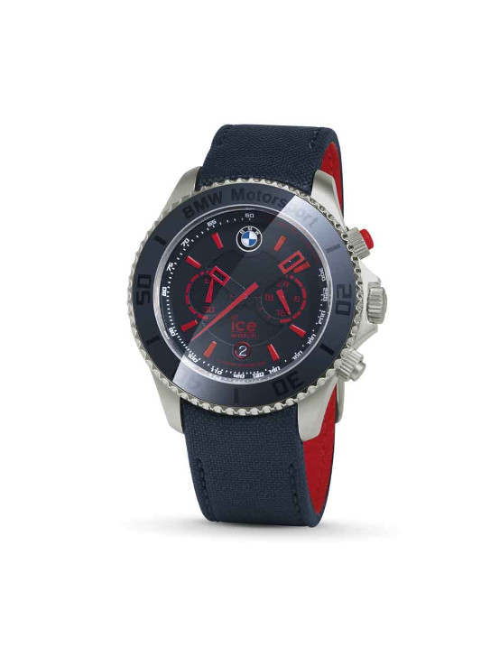 bmw motorsport ice watch steel chrono bmw boomers online. Black Bedroom Furniture Sets. Home Design Ideas