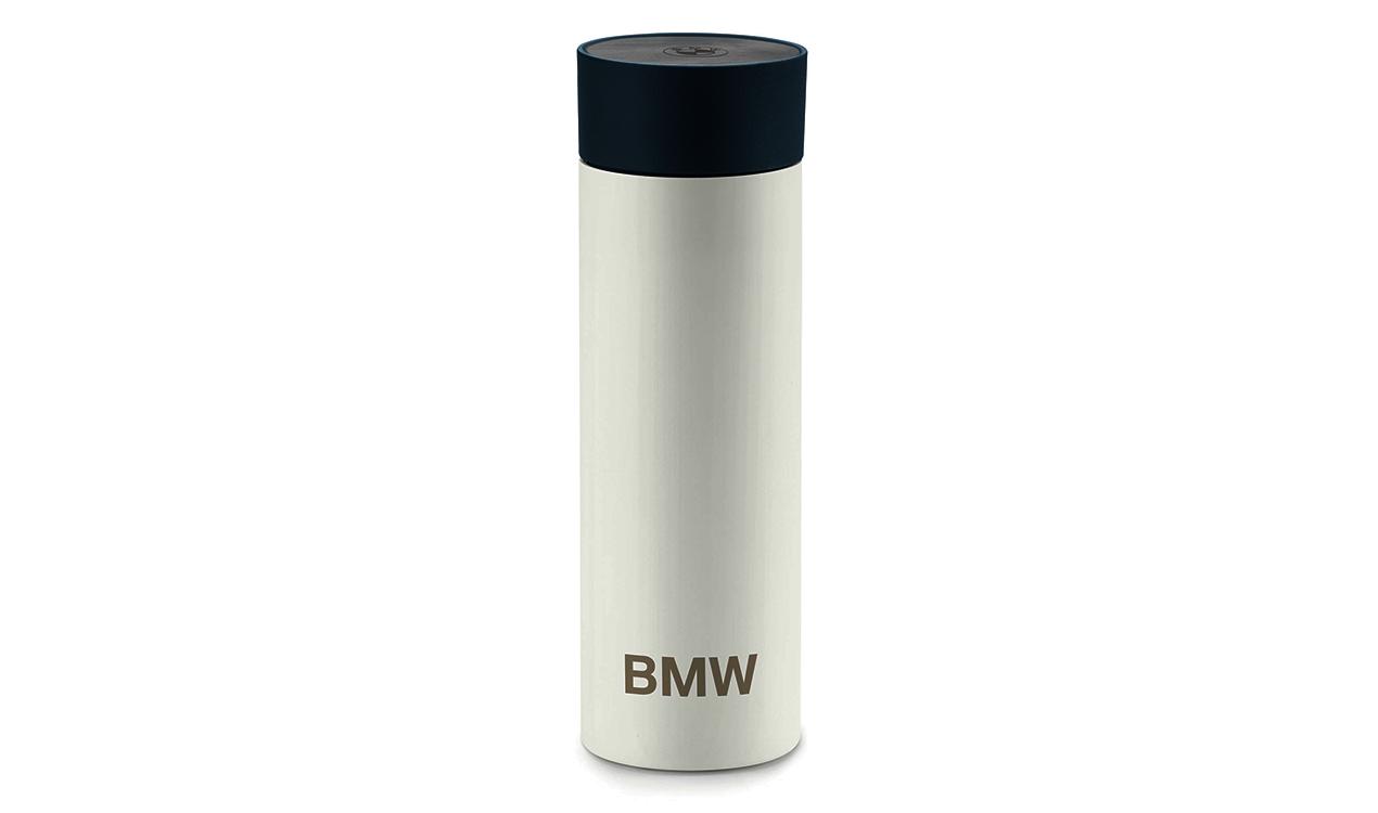 BMW Thermobecher Design