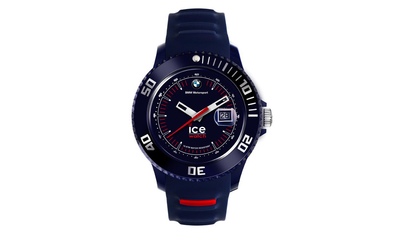 BMW Motorsport ICE watch Sili, blau