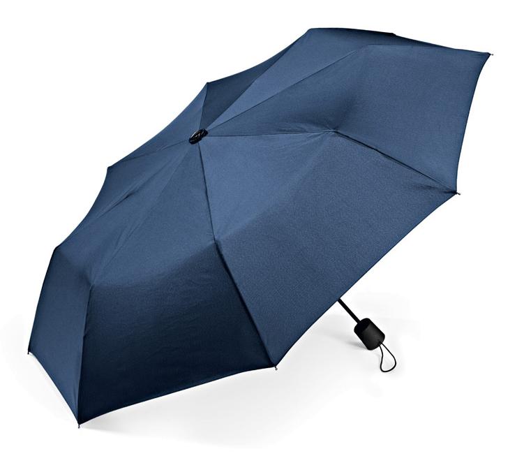 BMW Regenschirm Blau