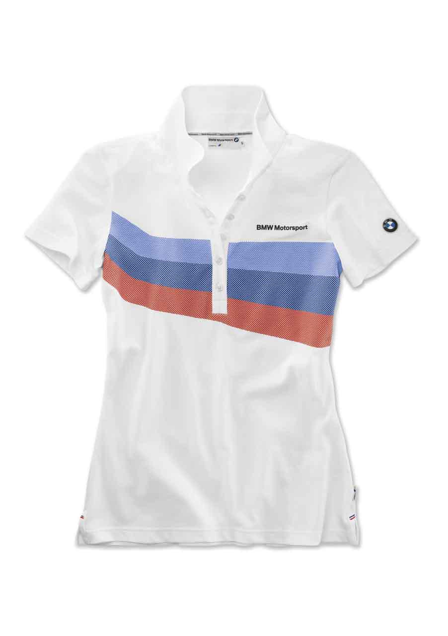 BMW Motorsport Poloshirt, Damen