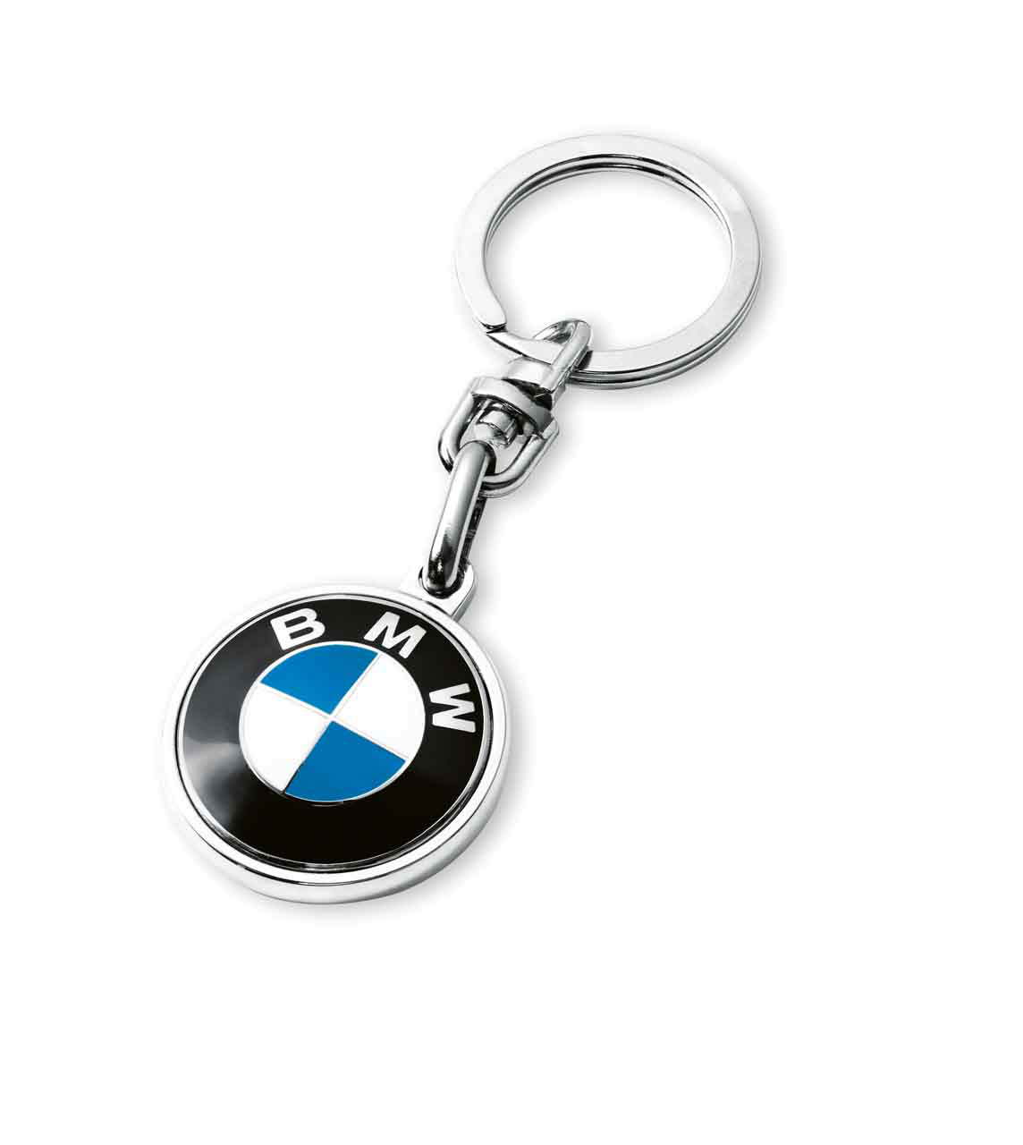 BMW Schlüsselanhänger Logo rund