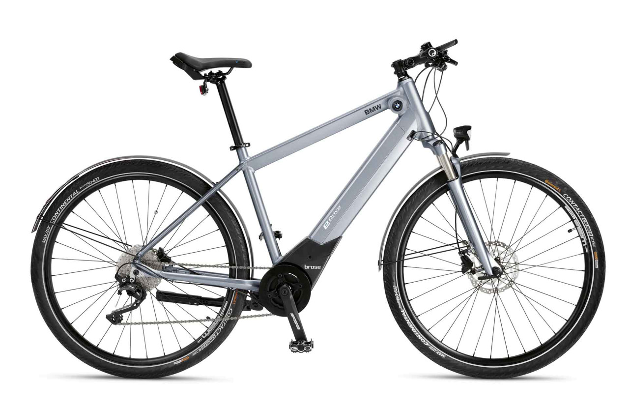 BMW Active Hybrid E-Bike bluewater metallic