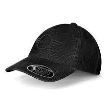 MINI Cap Wing Logo Mesh