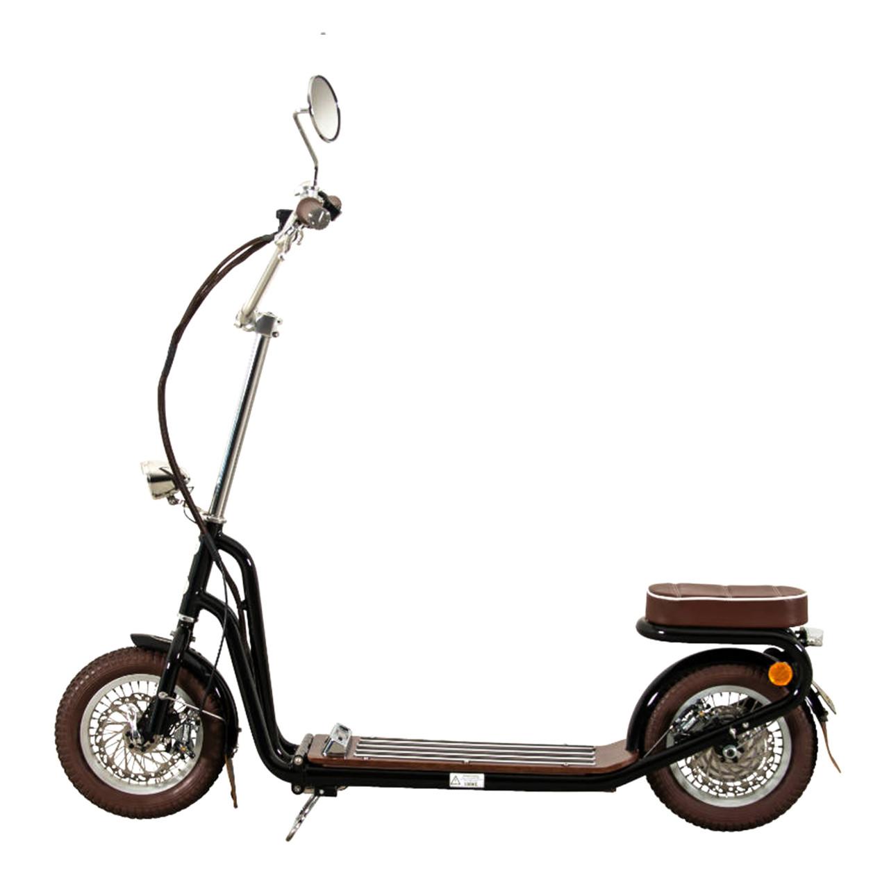E-Scooter Kumpan 1950 Schwarz