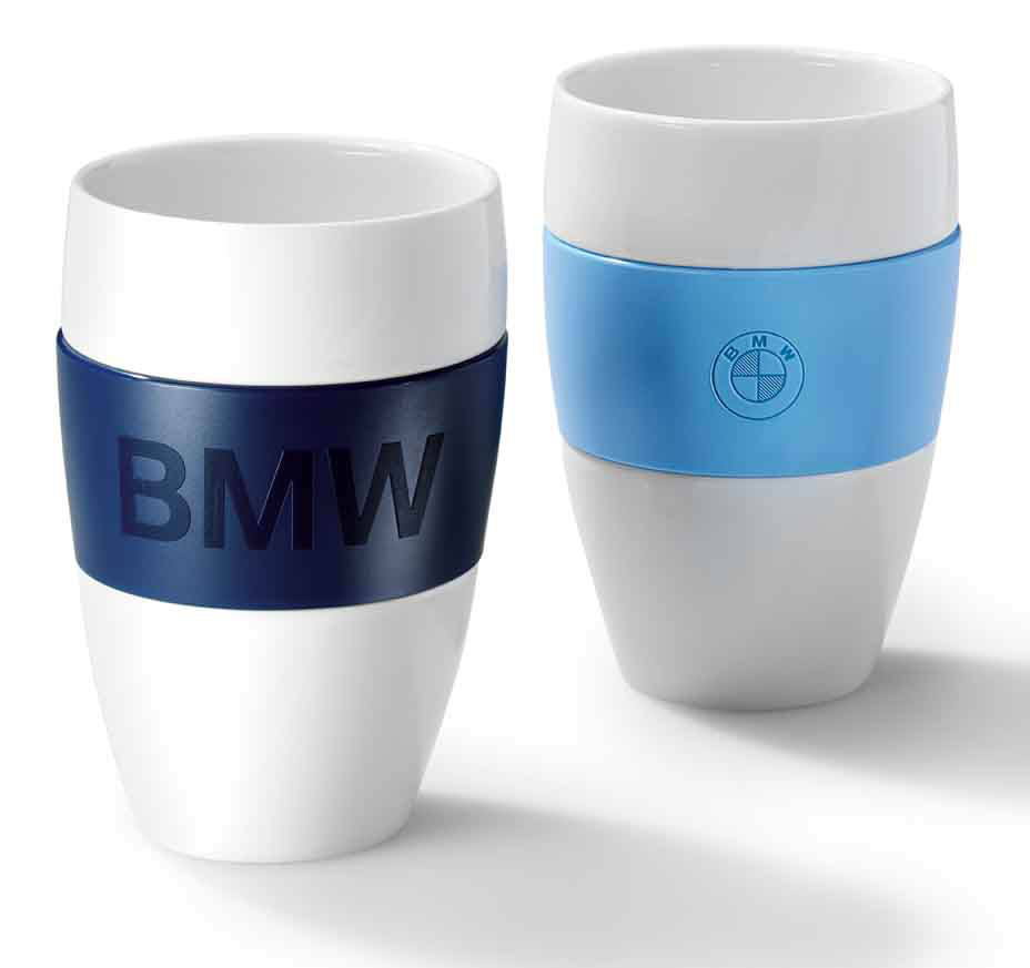 BMW Design Becher