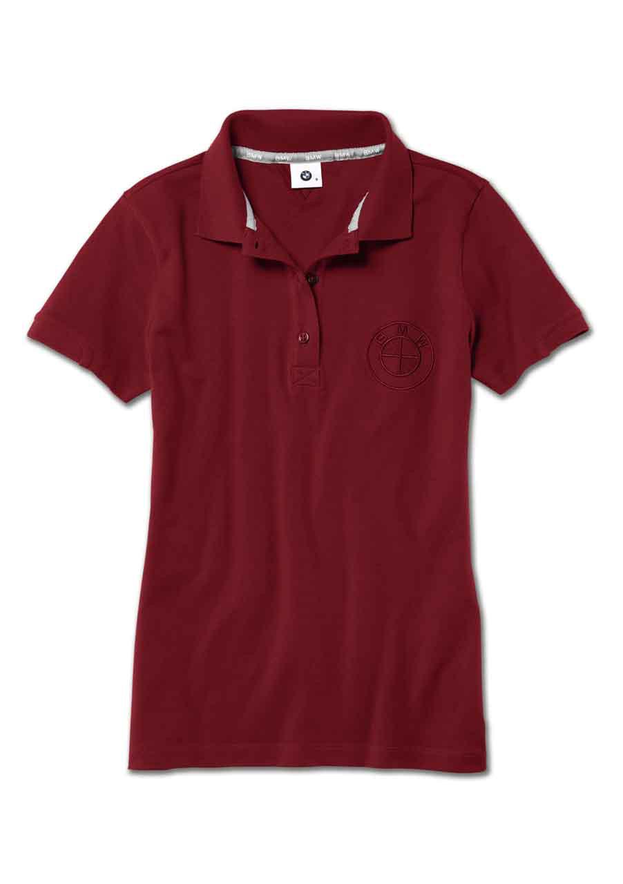 BMW Polo Shirt Damen