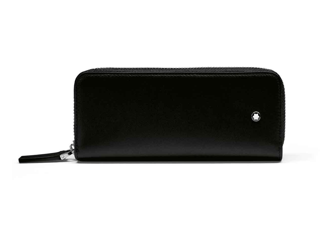bmw montblanc stifte pouch schreibwaren accessoires. Black Bedroom Furniture Sets. Home Design Ideas