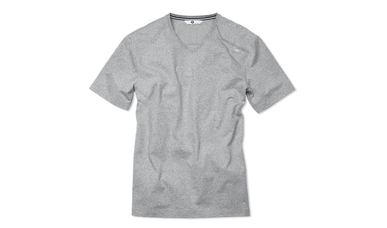 BMW Herren T-Shirt (V-Neck)