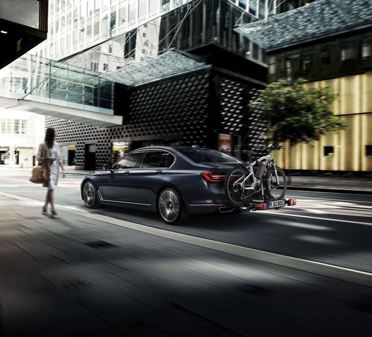 BMW Fahrrad Heckträger Pro 2.0